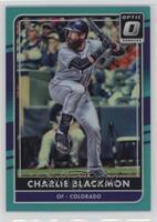 Charlie Blackmon /299