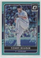 Corey Kluber /299