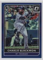 Charlie Blackmon /149