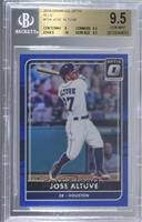Jose Altuve [BGS 9.5 GEM MINT] #/149