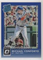 Rated Rookies - Michael Conforto #/149