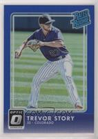 Rated Rookies - Trevor Story /149