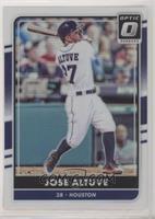 Jose Altuve [EXtoNM]