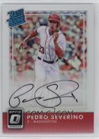 Rated Rookies Autographs - Pedro Severino /150