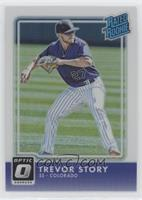 Rated Rookies - Trevor Story