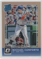 Rated Rookies - Michael Conforto /199