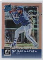 Rated Rookies - Nomar Mazara /199