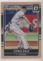 Chris Sale #/199