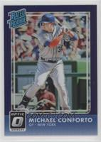 Rated Rookies - Michael Conforto