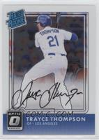 Rated Rookies Autographs - Trayce Thompson