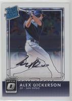 Rated Rookies Autographs - Alex Dickerson