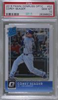 Rated Rookies - Corey Seager [PSA 10 GEM MT]