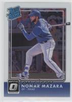 Rated Rookies - Nomar Mazara