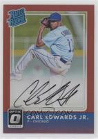 Carl Edwards Jr. #/50