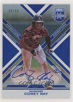 Corey Ray #38/50