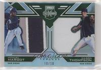 Manuel Margot, Mason Thompson #/10