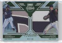Manuel Margot, Mason Thompson /10