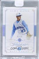 Alma Mater - Matt Harvey [ENCASED] #1/20
