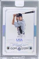 USA Baseball - Trea Turner [ENCASED] #4/20