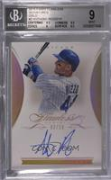 Anthony Rizzo [BGS 9 MINT] #/10