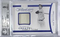 Ted Williams [BGS 9 MINT] #/15