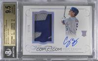 Corey Seager [BGS 9.5] #17/25