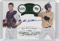 Mac Williamson #/5