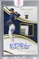 Rookie Auto Patch - Rob Refsnyder [Uncirculated] #/99