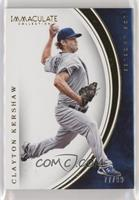 Clayton Kershaw [EX to NM] #/99