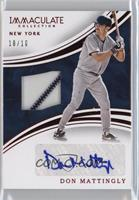 Don Mattingly /10