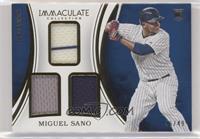 Miguel Sano /49