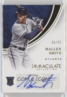 Mallex Smith /49