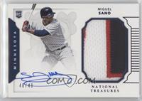 Rookie Materials Signatures - Miguel Sano /49