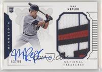 Rookie Materials Signatures - Max Kepler #/99
