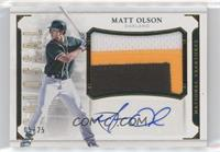 Matt Olson /25