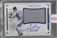 Corey Seager [Uncirculated] #/99
