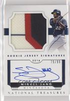 Miguel Sano [Noted] #/99