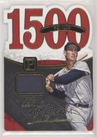 500 Home Runs - Ted Williams #/49