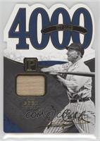 4,000 Hits - Ty Cobb /5