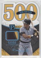 500 Home Runs - Barry Bonds #/5