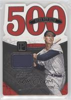 500 Home Runs - Ted Williams #/199
