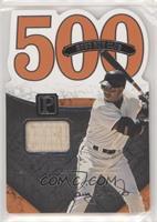 500 Home Runs - Barry Bonds #/199