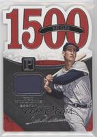 1,500 RBI - Ted Williams #/199