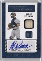 Jorge Posada /15