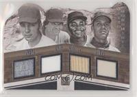 Johnny Bench, Pete Rose, Joe Morgan, Tony Perez #/99
