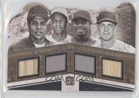 Ted Kluszewski, Barry Larkin, Frank Robinson, Ken Griffey Jr. /99