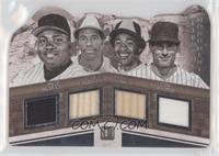 Dave Winfield, Steve Garvey, Ozzie Smith, Tony Gwynn #/99