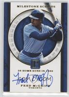 Fred McGriff /49