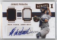 Jorge Posada /5