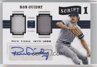 Ron Guidry /199